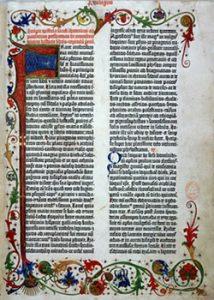 gutenbergova biblia