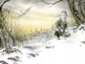 Ledeniat drakon 2