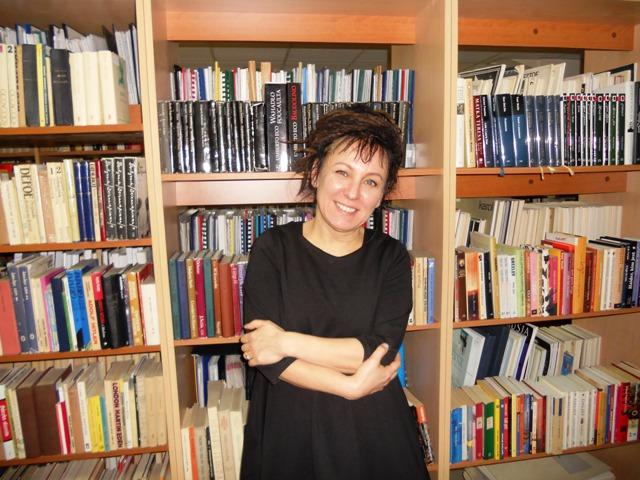 Olga Tokarchuk v Sofia
