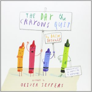 The Day The Crayons Quit Drew Daywalt