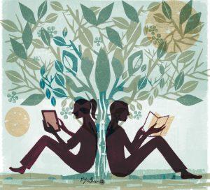 четене е-книги