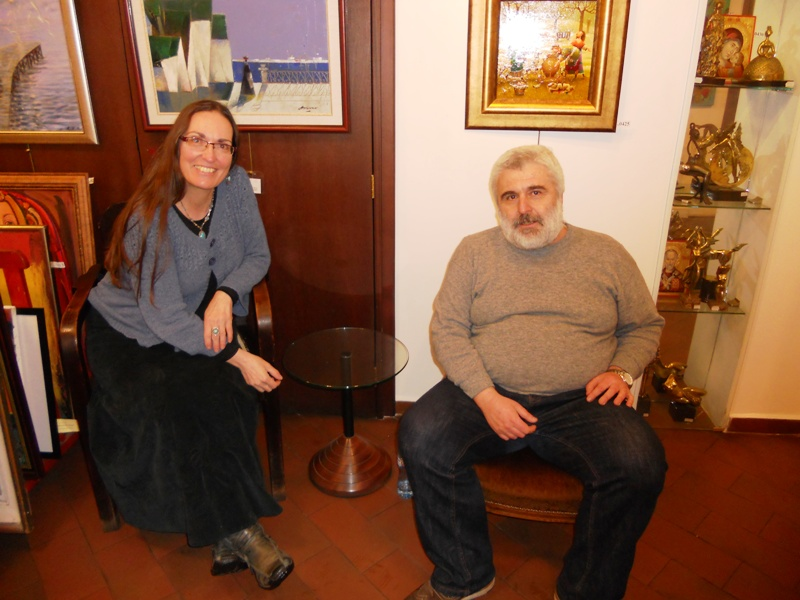 Filica and Ljubomir Terziev