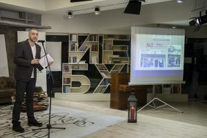 Водещ на церемонията бе журналистът от БНТ Даниел Михайлов