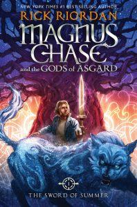 Магнус Чейс и Боговете на Асгард 1: Мечът на лятото - Рик Роърдън