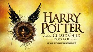 "Плакат за пиесата ""Harry Potter and The Cursed Child"