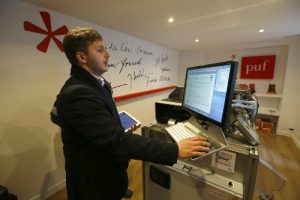 дигитална книжарница париж