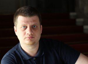 Христо Раянов (фотография - Красен Арабаджиев)