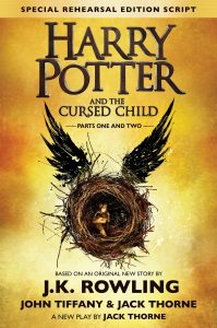 Harry Potter and the Cursed Childl – Дж. К. Роулинг