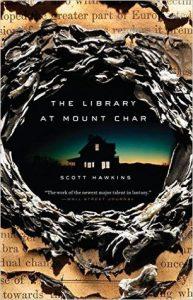 Библиотеката на Въглен връх - Скот Хокинс