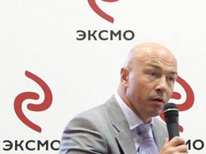 Олег Новиков, Ексмо