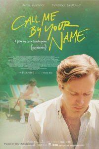 призови ме с твоето име плакат